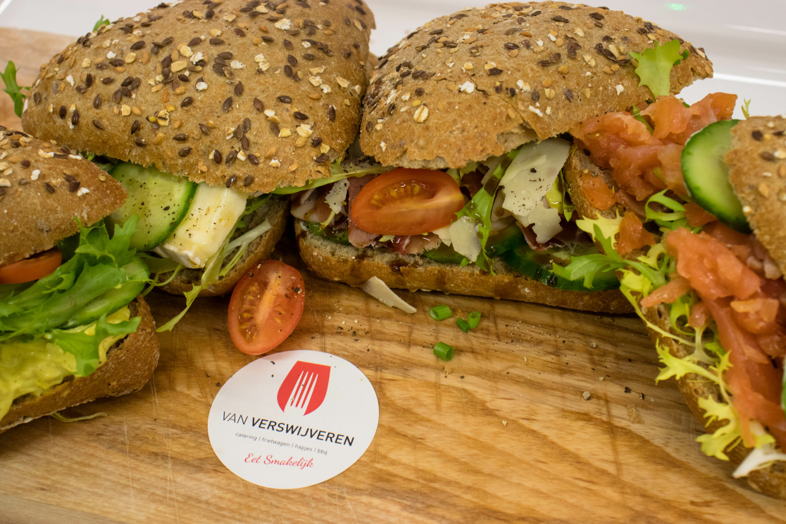 broodjes, lunch, bedrijf catering, hapjes, fingerfood, partyservice, sandwich, smoothies