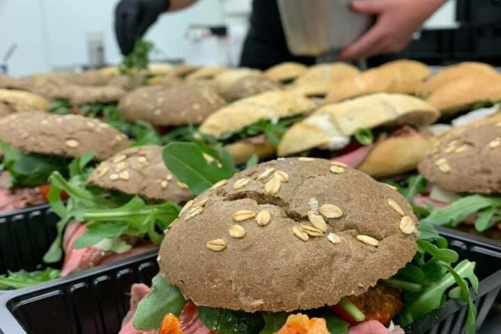 broodjes catering/lunch